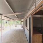 Kimberley Station -verandah
