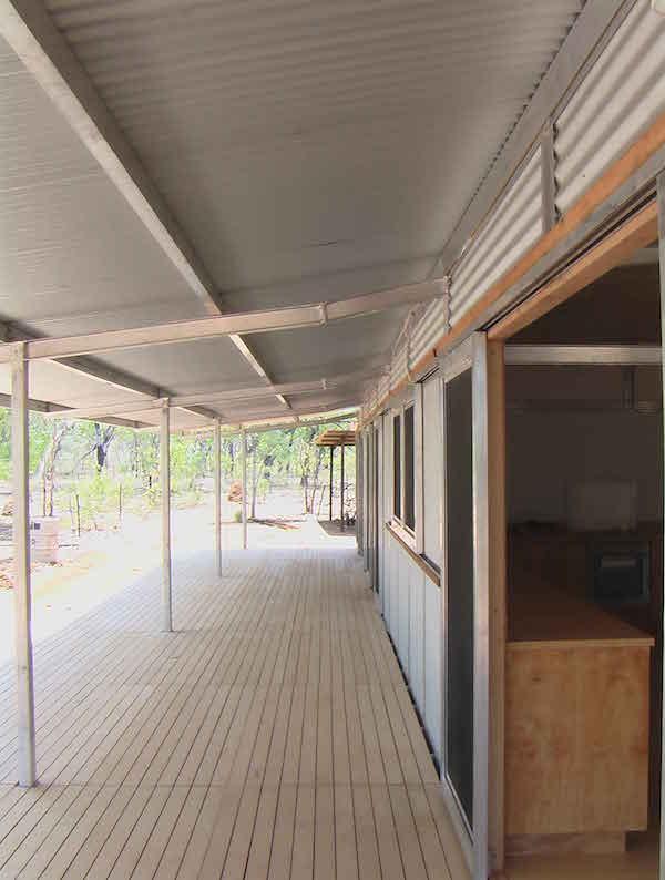 Kimberley station research accommodation – Kimberly, WA