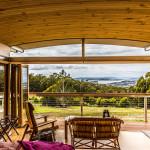Hobart Hideaway Cabins inside