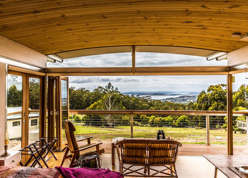 Hobart Hideaway Pods – Southern Tasmania