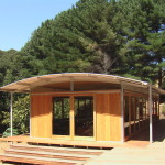 Walking Lodge - external dining